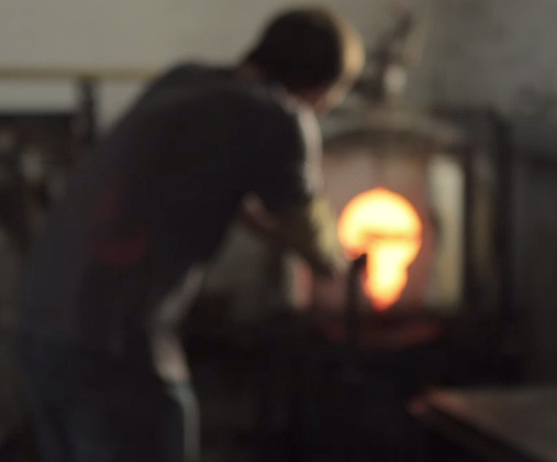 Still from SheldonCooney in the Studio, 2011, Frederico Urdaneta